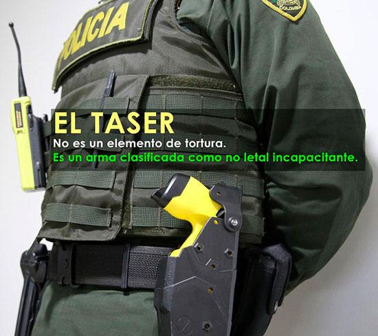 Taser Armas No Letales